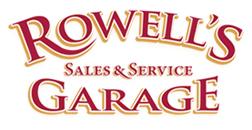 Rowell's Garage