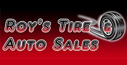Roy's Tire & Auto Sales
