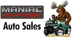 Maniac Offroad Aut Sales